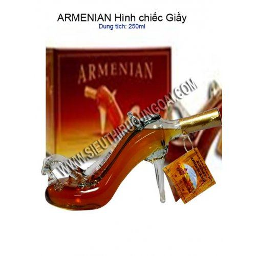 Armenian hình Chiếc Giày