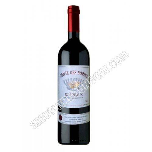 Comtes des Bories Bordeaux AOC