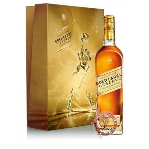 Rượu Johnnie Walker Gold Label gift box F16