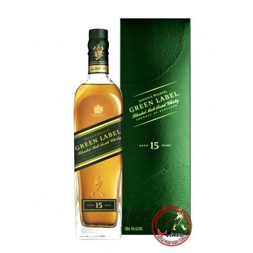 Rượu Johnnie Walker Green Label