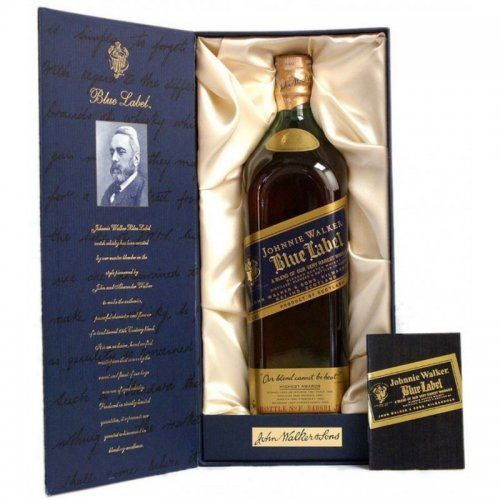 Johnnie Walker Blue label 75cl