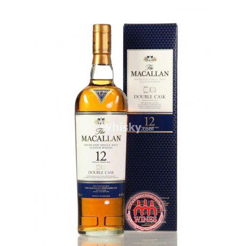 Rượu Macallan 12 YO Double Cask