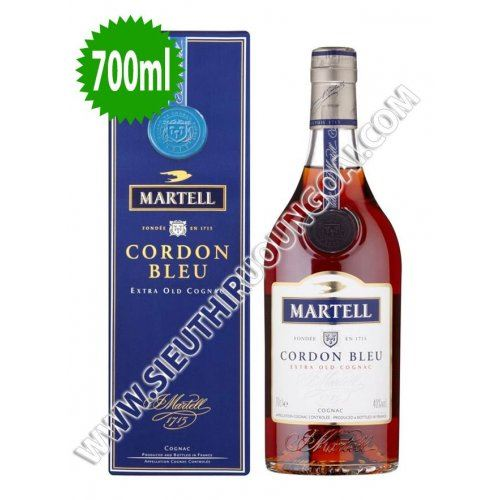 Martell Cordon Bleu 700ml thanh lý