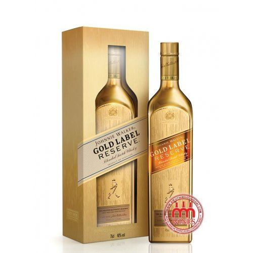 Johnnie Walker Gold Label Reserve Gold Bottle IBC 2016