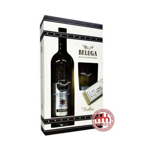 Vodka Beluga Gift Box 2016