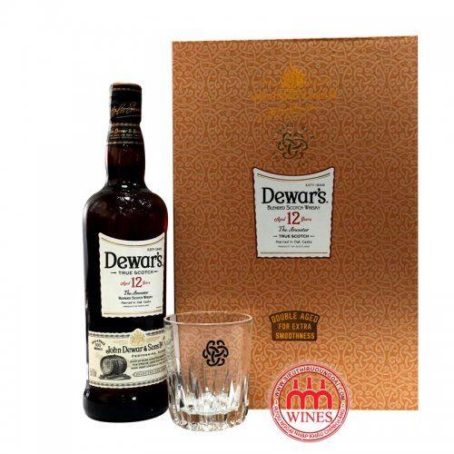 Dewar's Special Reserve 12YO Gift box