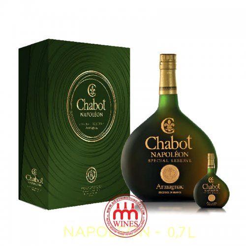 Chabot Armagnac Napoleon