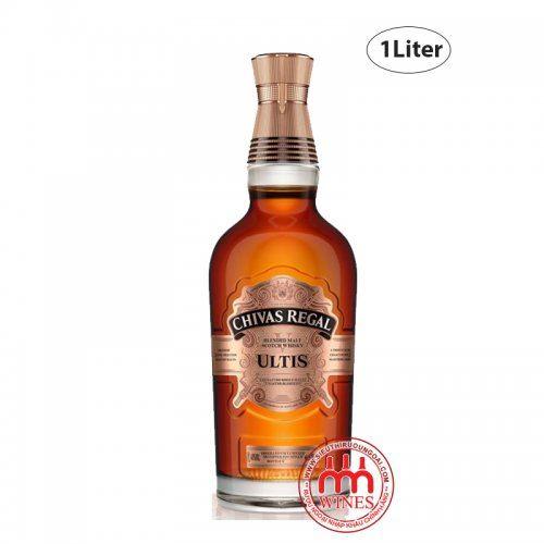 Rượu Chivas Utis 1lit (Thanh Lý)
