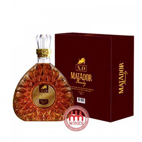 Rượu Brandy Matador XO