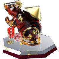 Rượu Chuột Đông Hồ ROYAL RICH XO GOLD 23K
