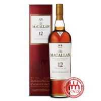 Rượu Macallan 12 YO Sherry Oak