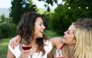 Rượu vang tốt cho phụ nữ đứng tuổi