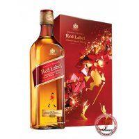 Rượu Johnnie walker Red label gift box 2015