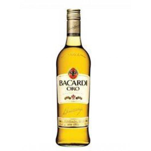 Rượu Bacardi Oro Rum