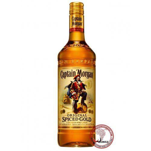 Rượu Captain Morgan Spiced Gold