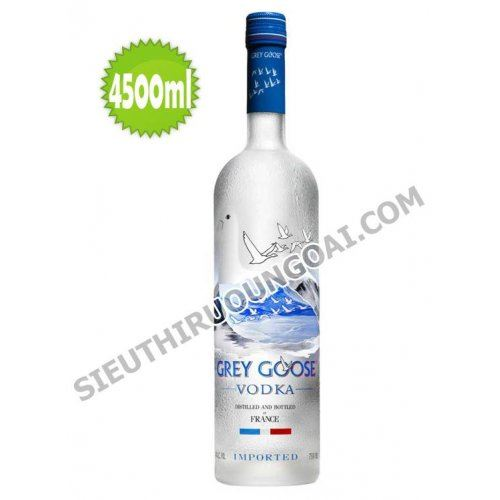 Grey Goose Original Vodka 4500ml