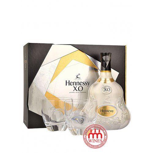 Hennessy X.O Gift box New