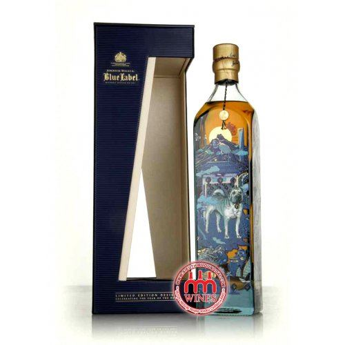 Johnnie walker Blue Year Of The Dog 2018