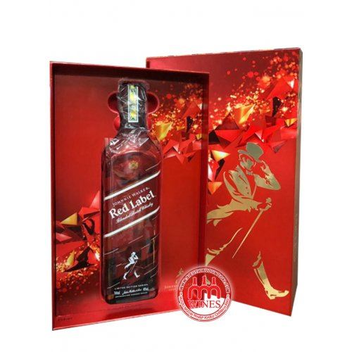 Johnnie Walker Red Label Gift box 2018