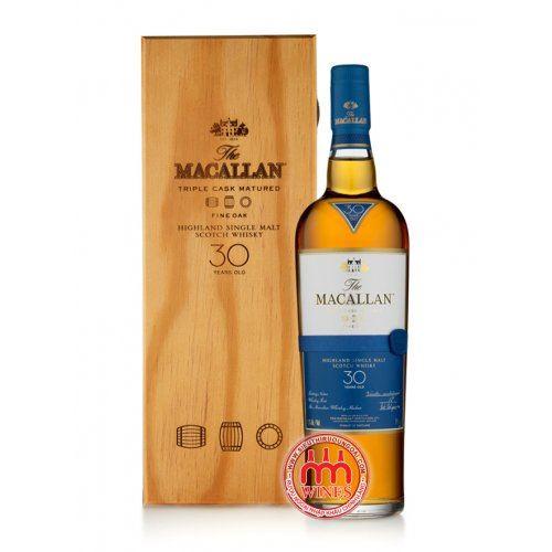 Macallan 30YO Fine Oak