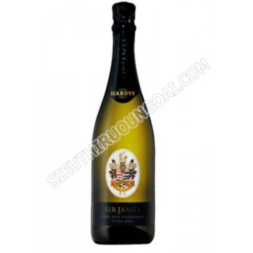 Sir James Cuvee Brut Pinot Noir Chardonnay