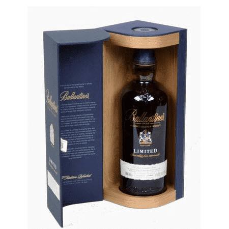 Nguồn gốc lịch sử rượu Ballantine's