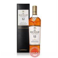 Rượu Macallan 12 YO Sherry Oak 700ml
