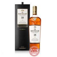 Rượu The Macallan Sherry Oak 18YO