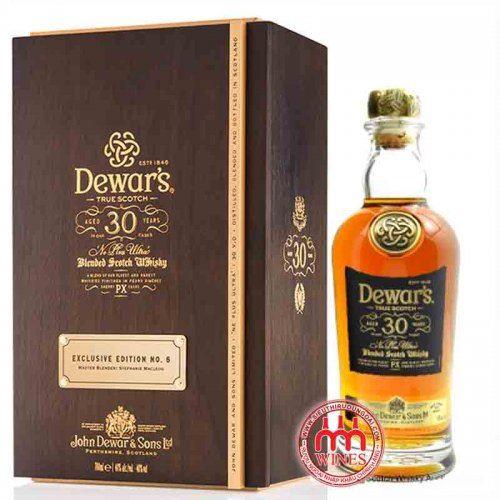 Dewar's Signature 30YO