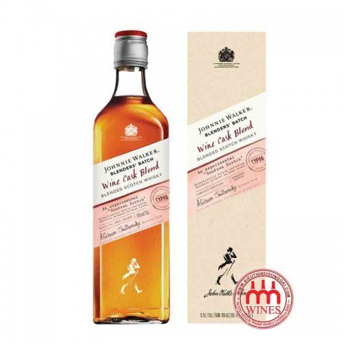Johnnie Walker Wine Cask Blended 750ML
