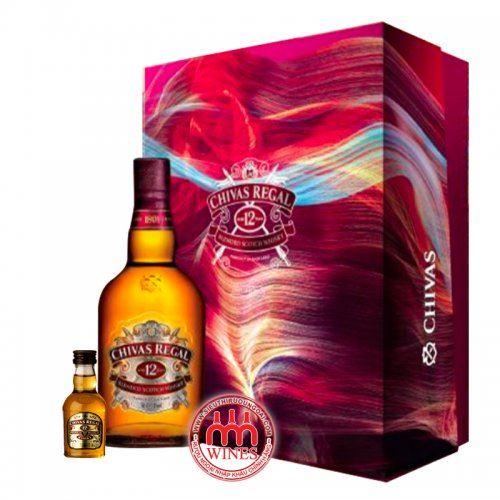 Chivas 12YO Gift box 2019