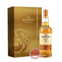 The Glenlivet 12YO Excellence Gift box New
