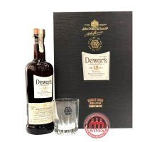 Dewar's The Vintage 18YO Gift box