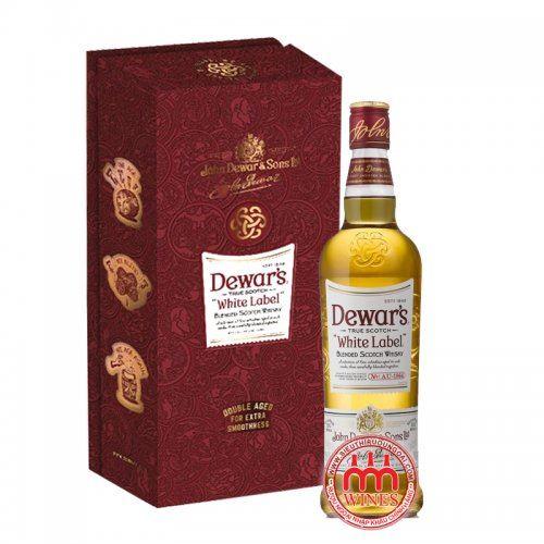 Dewar's White Label Gift box
