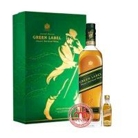Rượu JW Green Label Gift Box F19