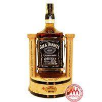 Jack Daniel's No.7 Whiskey 3 Lít (Kèm kệ)