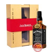 Rượu Jack Daniel's No.7 Tennessee Whiskey Gift box