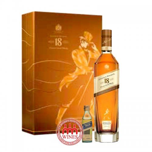 Johnnie Walker 18YO Gift Box 2019