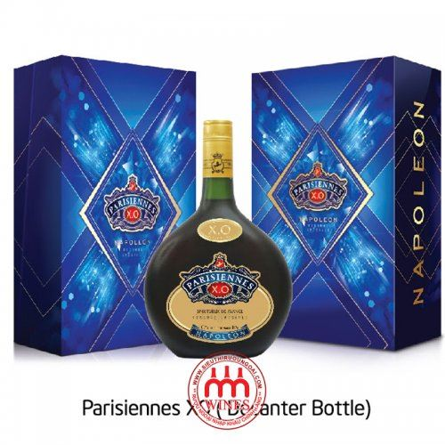 Parisiennes XO ( Decanter Bottle)