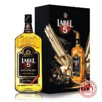 Label 5 Classic Gift box 1000ml
