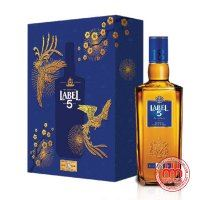 Rượu Label 5 18 year old Gift box