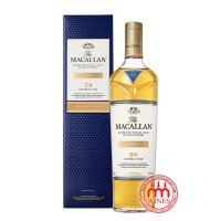 RƯỢU MACALLAN 1824 GOLD DOUBLE CASK