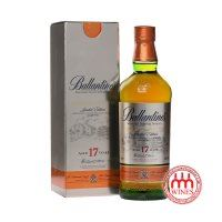 BALLANTINE'S 17YO SIGNATURE DISTILLERY Glenburgie Edition
