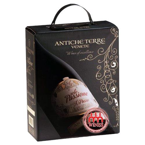 SOLO PASSIONE BIB 3L Red Wine