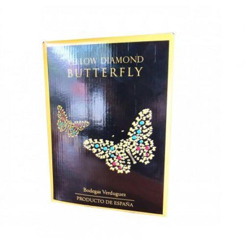 Rượu vang đỏ Yellow Diamond Butterfly 3000ml