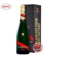 G.H Mumm Cordon Rouge Brut Champagne 6 lít