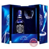 Chivas 18yo Blue Signature Gift box 2020