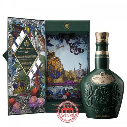 Rượu Royal Salute 21YO The Malts Blend