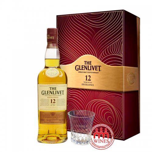The Glenlivet 12YO Gift box 2020
