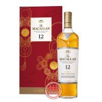 Macallan 12YO Triple Cask Gift box